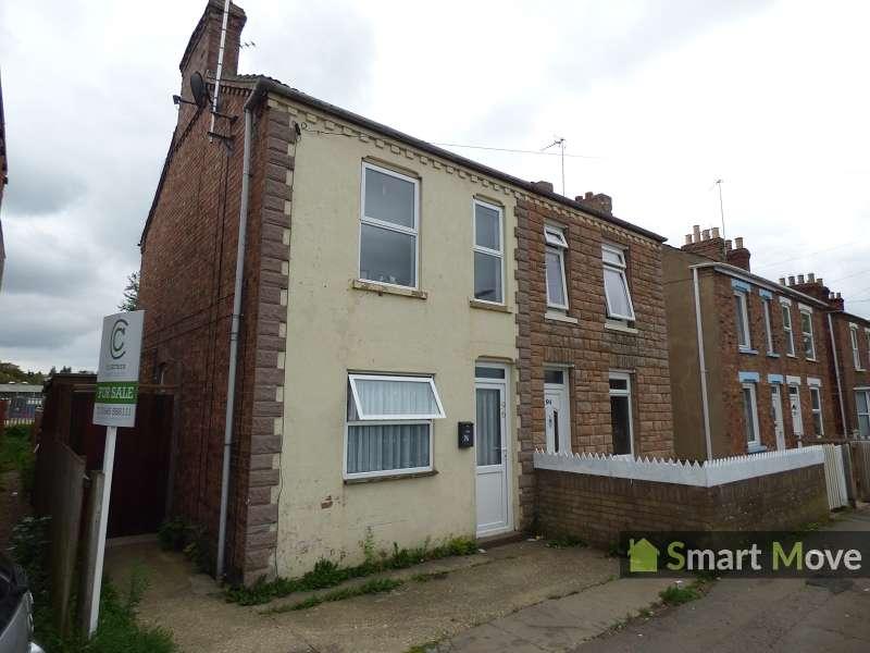 3 Bedrooms Property for sale in Elizabeth Terrace, Wisbech, Cambridgeshire. PE13 2AL