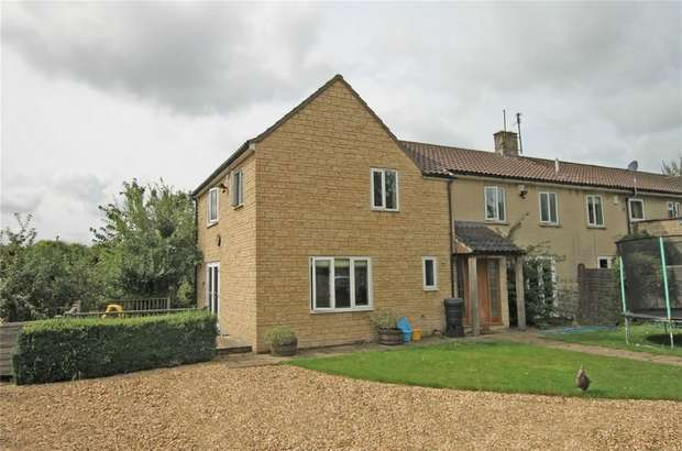 4 Bedrooms Semi Detached House for sale in 112 Woolley Park Cottages, Bradford on Avon, Wiltshire