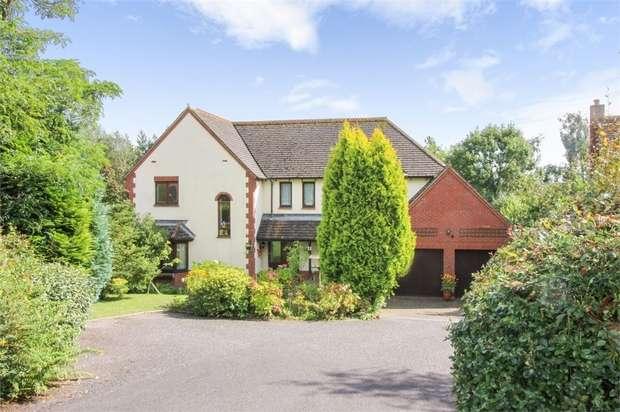 5 Bedrooms Detached House for sale in Kingsholme, Colyford, Colyton, Devon
