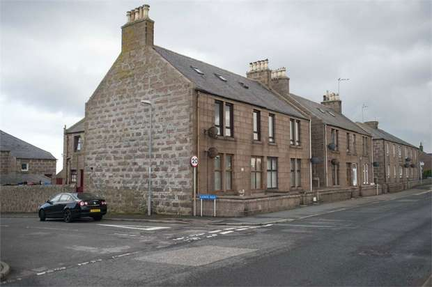 2 Bedrooms Flat for sale in Ugie Street, Peterhead, Aberdeenshire