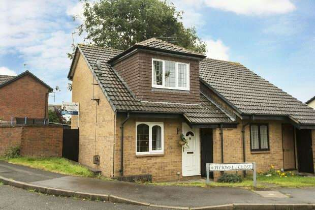2 Bedrooms Semi Detached House for sale in Pickwell Close, Lower Earley, Reading