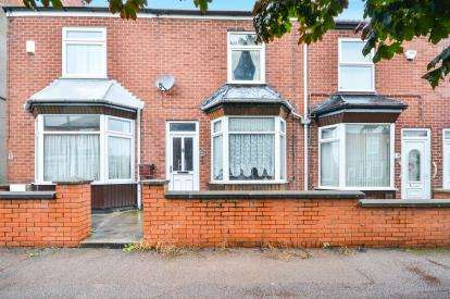 3 Bedrooms Terraced House for sale in Beresford Street, Mansfield, Nottinghamshire