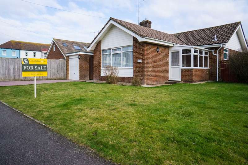 2 Bedrooms Detached Bungalow for sale in Gosford Way, Polegate