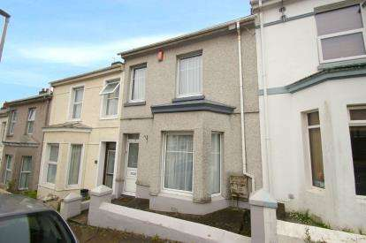 3 Bedrooms Terraced House for sale in Plymouth, Devon, England