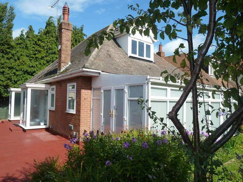 4 Bedrooms Detached Bungalow for sale in Ringwood Road, Bear Cross, Bournemouth