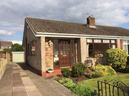 2 Bedrooms Bungalow for sale in Thornbury Avenue, Lowton, Warrington, Cheshire