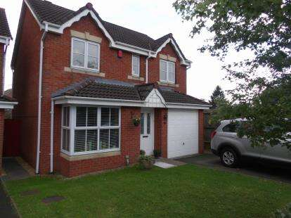 4 Bedrooms Detached House for sale in Wyton Avenue, Oldbury, Birmingham, West Midlands