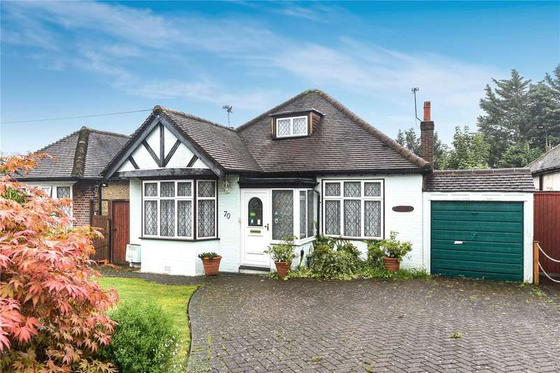 2 Bedrooms Detached Bungalow for sale in Stanley Road, Northwood, Middlesex, HA6