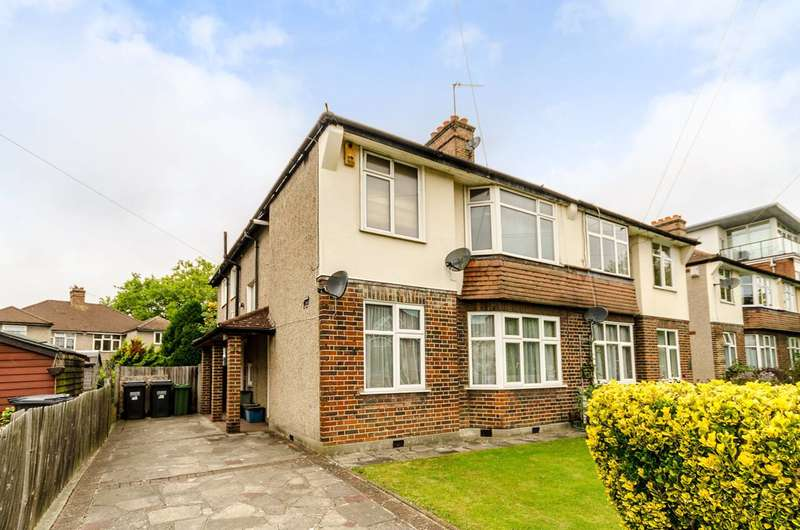 2 Bedrooms Maisonette Flat for sale in Howard Road, South Norwood, SE25