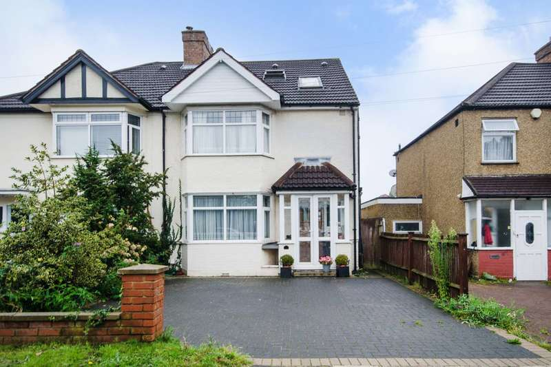 5 Bedrooms Semi Detached House for sale in College Road, Harrow Weald, HA3