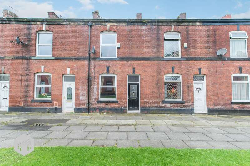 2 Bedrooms Terraced House for sale in Duckworth Street, Bury, BL9
