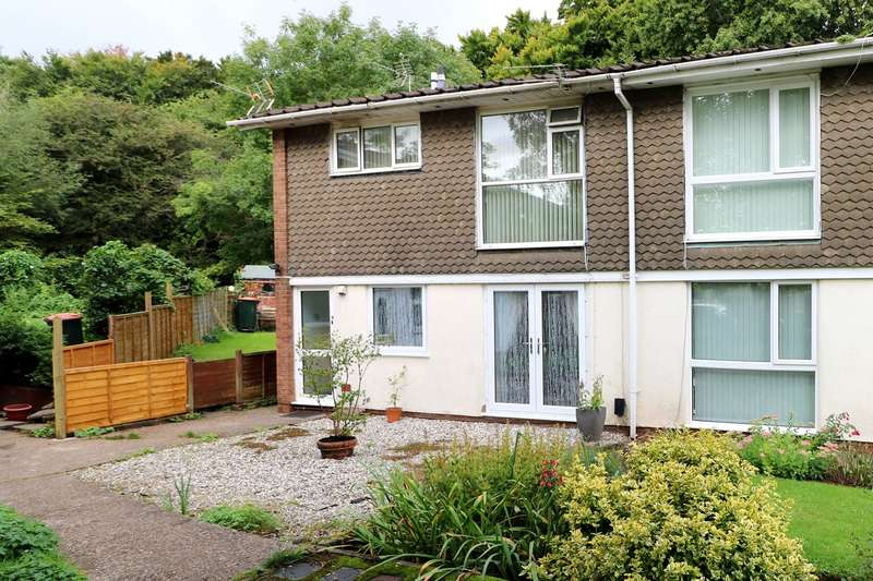2 Bedrooms Ground Flat for sale in Cambridge Court, Caerleon, Newport, NP18