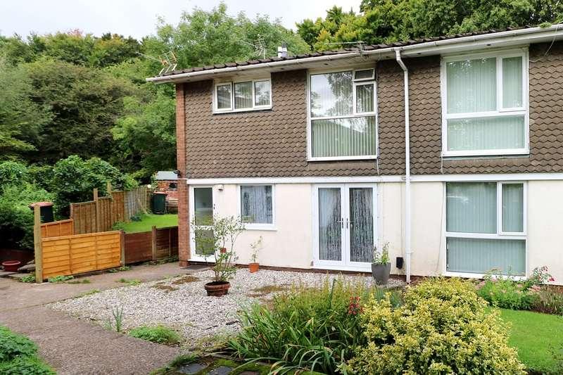 2 Bedrooms Ground Flat for sale in Cambridge Court, Caerleon, Newport, NP18