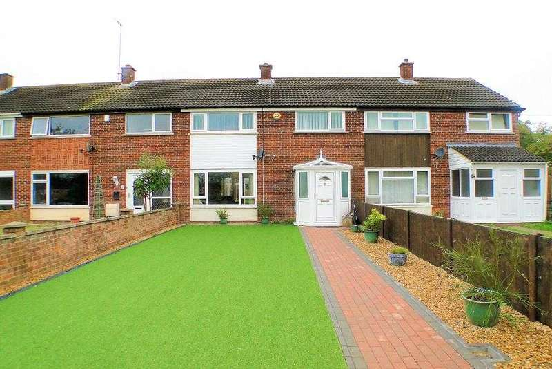 3 Bedrooms Terraced House for sale in Angus Drive, Milton Keynes