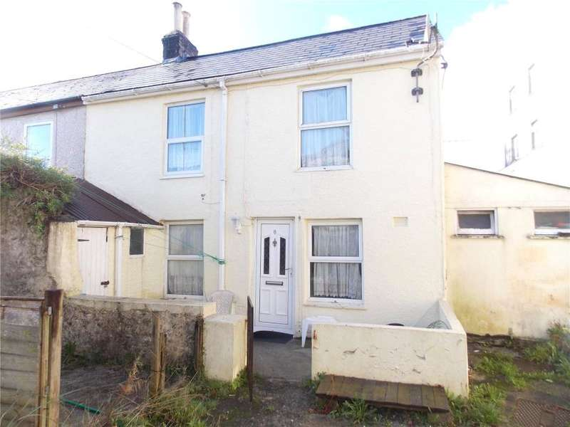 2 Bedrooms Terraced House for sale in Pondhu Road, St Austell, Cornwall