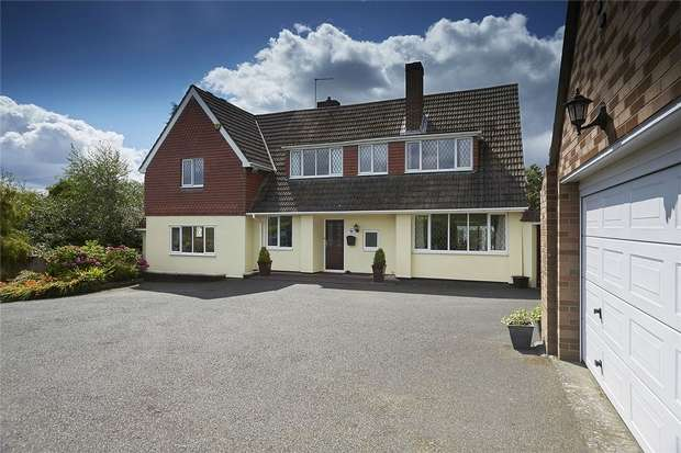4 Bedrooms Detached House for sale in Badgers Folly, Haughton Village, Shifnal, Shropshire