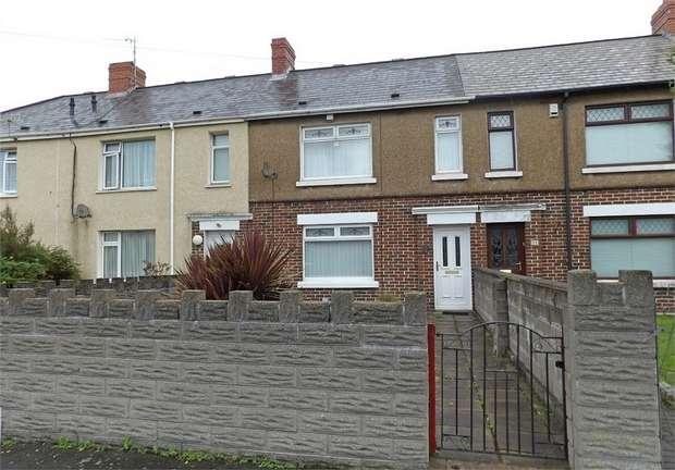 2 Bedrooms Terraced House for sale in Julian Terrace, Port Talbot, West Glamorgan