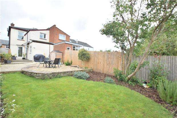 3 Bedrooms Semi Detached House for sale in London Road, Charlton Kings, CHELTENHAM, Gloucestershire, GL52 6YX