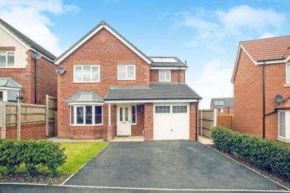 4 Bedrooms Detached House for sale in Rosemary Crescent, Winsford, Cheshire, England