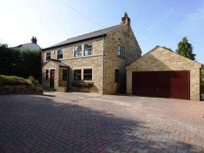 5 Bedrooms Detached House for sale in Chapel Road, Whaley Bridge, High Peak, Derbyshire