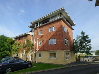 2 Bedrooms Flat for sale in The Lodge, Lowmoor Road, Sutton-in-Ashfield