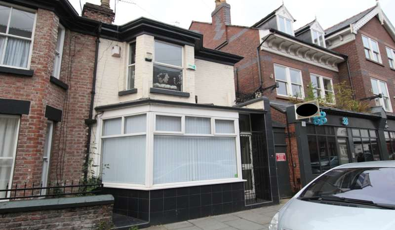 Land Commercial for sale in Lark Lane, Aigburth, Liverpool, L17
