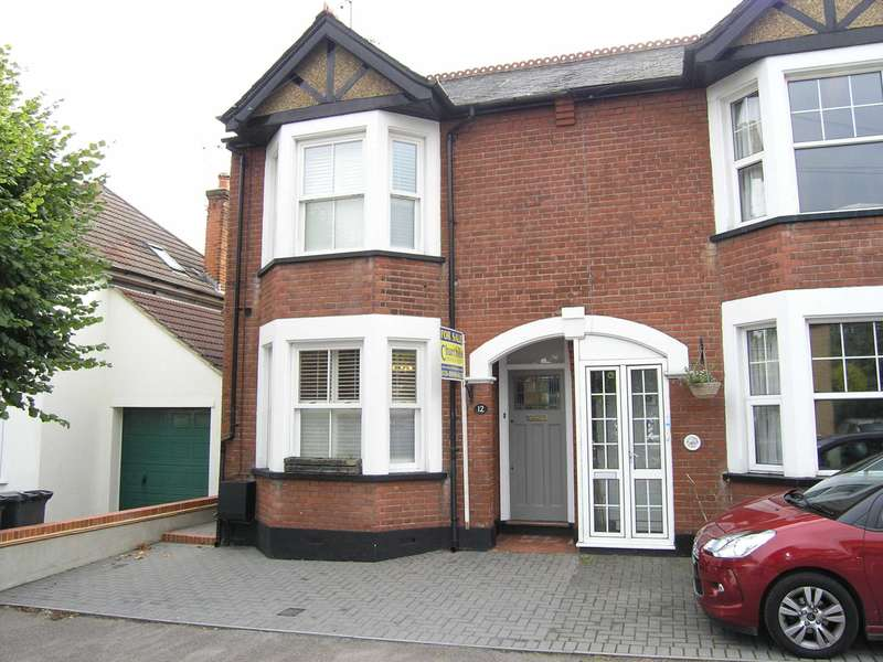 3 Bedrooms Semi Detached House for sale in Koh I Noor Avenue, Bushey Village