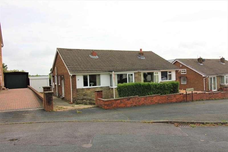 2 Bedrooms Bungalow for sale in Oak Avenue, Meltham