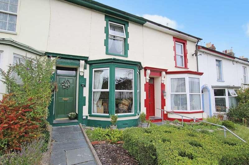 3 Bedrooms Terraced House for sale in Meddon Street, Bideford