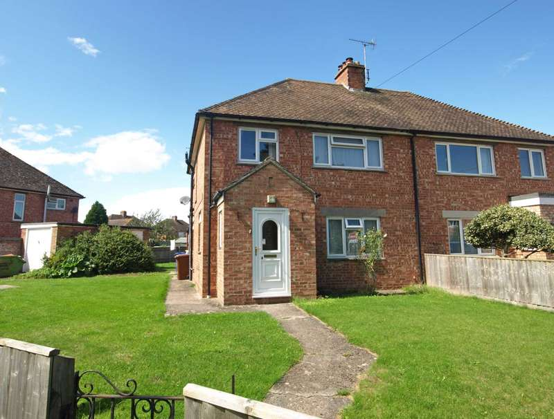 3 Bedrooms Semi Detached House for sale in Launton Road, Bicester, OX26 6QG