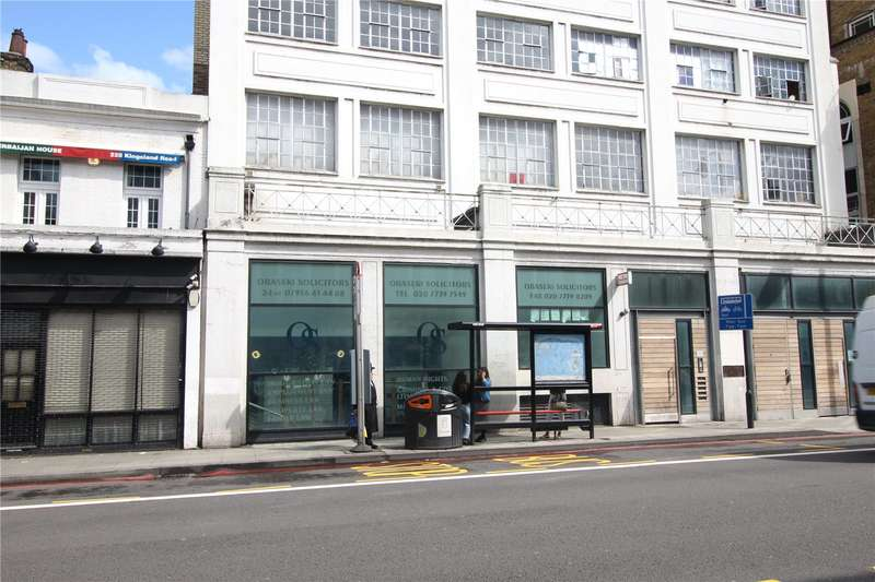 Office Commercial for rent in Kingsland Road, London, E2