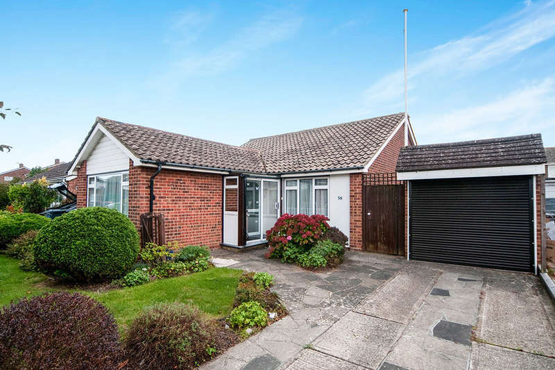 3 Bedrooms Detached Bungalow for sale in Seven Sisters Road, Eastbourne, BN22