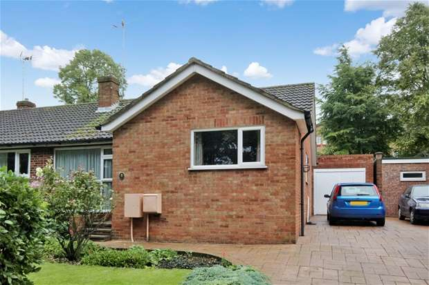 2 Bedrooms Bungalow for sale in Lower Luton Road, Harpenden