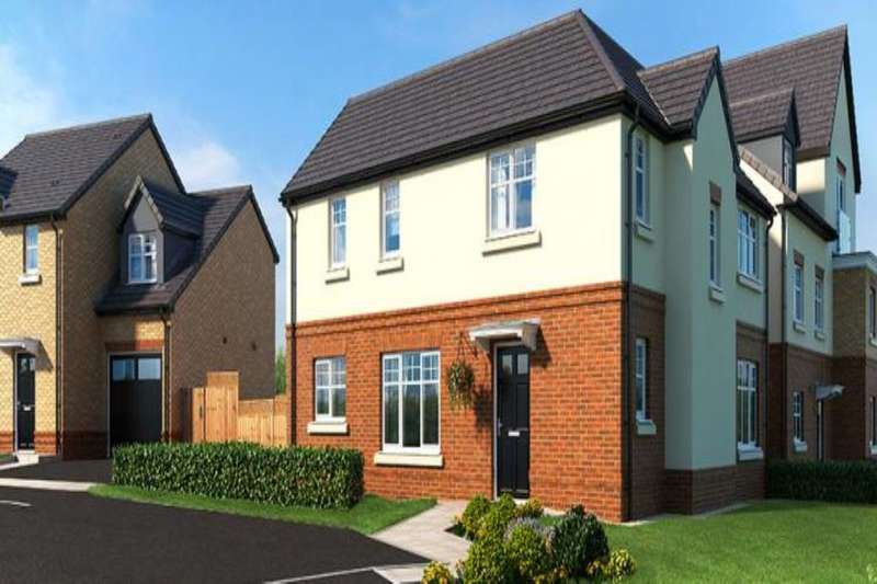 3 Bedrooms Detached House for sale in The Bergman Gibfield Park Avenue, Atherton, Manchester, M46