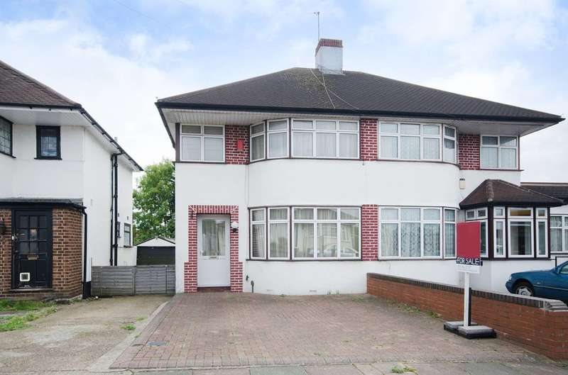 3 Bedrooms House for sale in Cavendish Avenue, South Ruislip, HA4