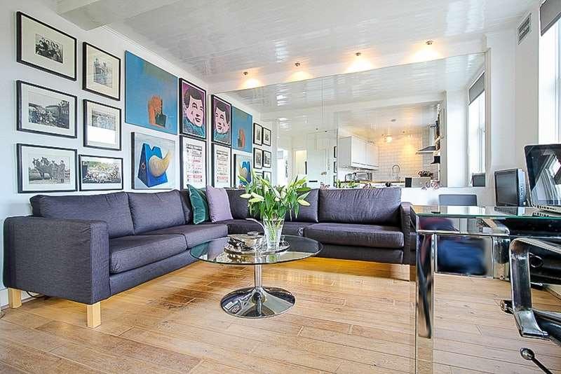 1 Bedroom Flat for sale in Rainville Road, London, London, W6