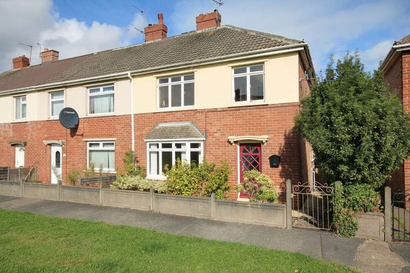 4 Bedrooms Semi Detached House for sale in Pennine Avenue, Chester Le Street, DH2