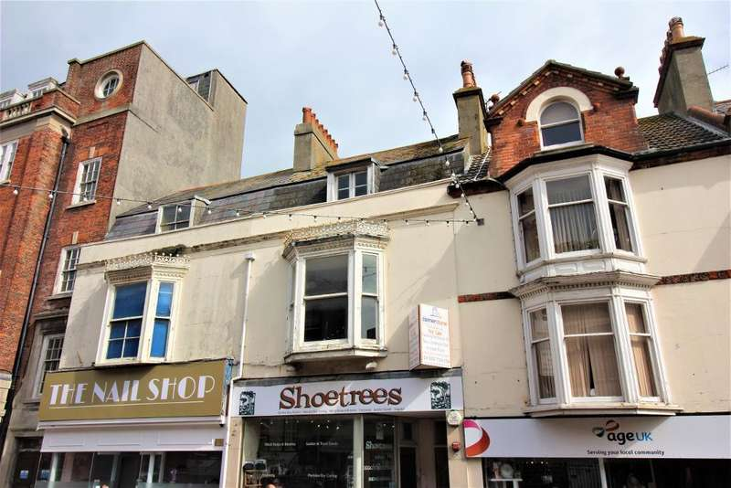 3 Bedrooms Flat for sale in Coburg Place, Weymouth, Dorsetr, DT4 8HP