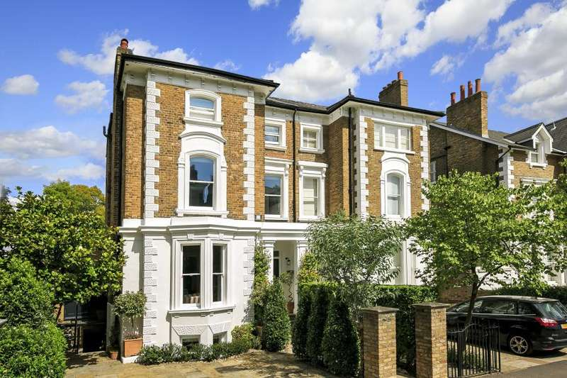 6 Bedrooms Semi Detached House for sale in Marlborough Road, Richmond Hill