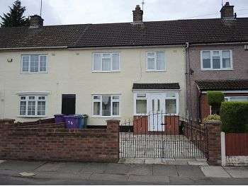 3 Bedrooms Terraced House for sale in Aspes Road, West Derby, Liverpool