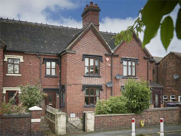 3 Bedrooms Terraced House for sale in 36 Stafford Street, St Georges, Telford, Shropshire