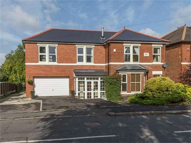 5 Bedrooms Detached House for sale in Locko Road, Spondon, Derby