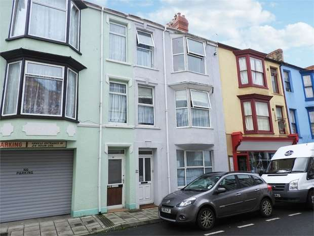 5 Bedrooms Terraced House for sale in Cambrian Street, Aberystwyth, Ceredigion