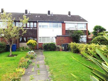 3 Bedrooms Terraced House for sale in Glenmore Avenue, Burntwood