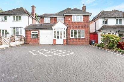 4 Bedrooms Detached House for sale in Rectory Road, Sutton Coldfield, .