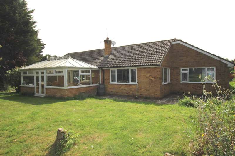 4 Bedrooms Detached Bungalow for sale in Nipsells Chase, Maylandsea