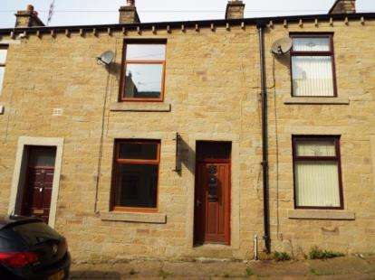 2 Bedrooms Terraced House for sale in David Street, Stacksteads, Lancashire, OL13