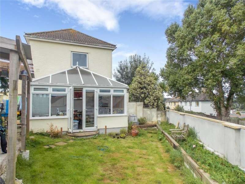 3 Bedrooms End Of Terrace House for sale in Tresillian Rd, Falmouth