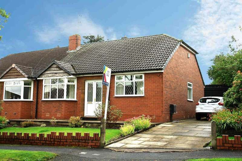 3 Bedrooms Semi Detached Bungalow for sale in 50 North Gate, Oldham