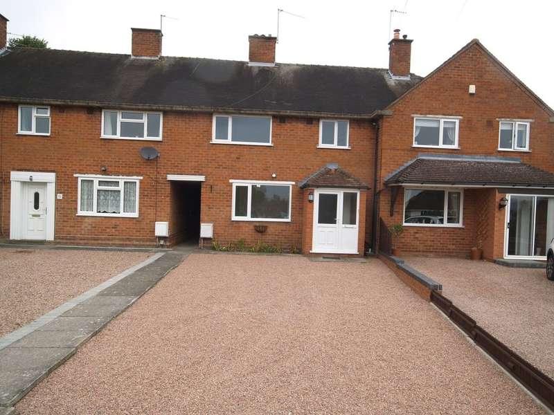 3 Bedrooms Terraced House for sale in Shenstone Avenue, Stourbridge